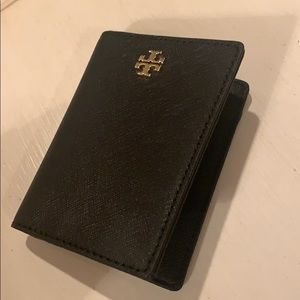 Tory Burch Emerson Foldable Card ID Case Wallet